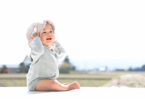 赤ちゃんのための日焼け防止対策
